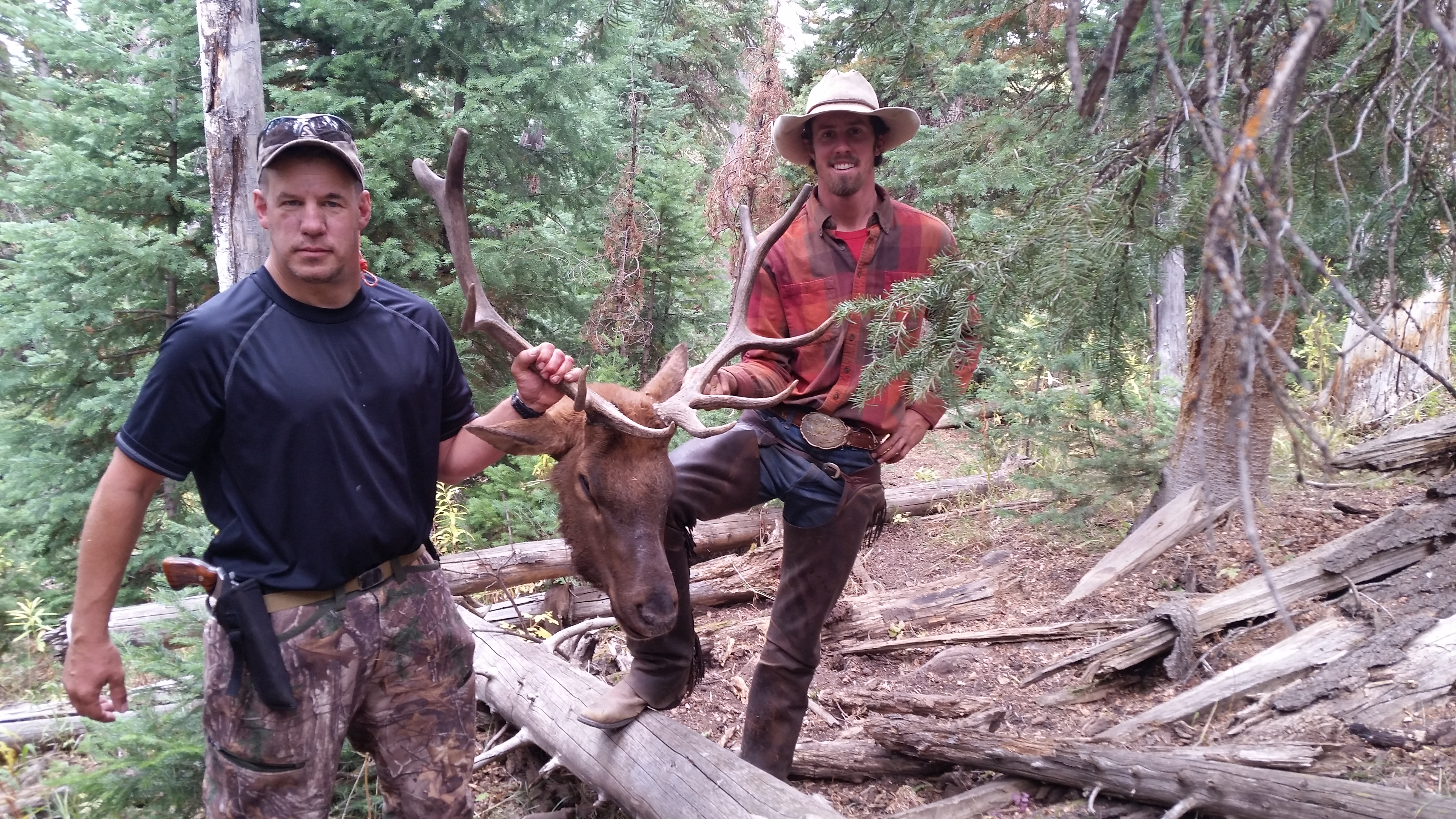 About Us - Code of the West Outfitters, Colorado's Premier